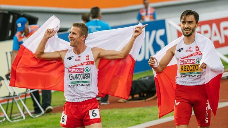 Mityng w Glasgow: Kszczot pozostał niepokonany na 800 m. Lewandowski tuż za nim