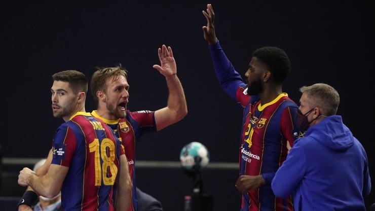 LM piłkarzy ręcznych: FC Barcelona pierwszym finalistą