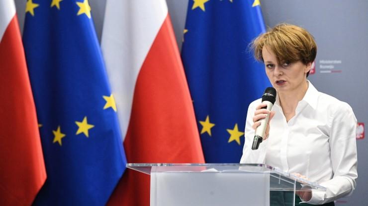 Emilewicz: polska gospodarka wciąż liderem w UE