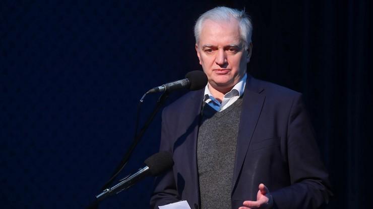 Konflikt w Porozumieniu. Sąd zwrócił wniosek Adama Bielana o wygaszenie kadencji Jarosława Gowina