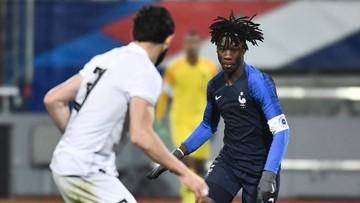 Camavinga najmłodszym graczem kadry Francji od ponad stu lat