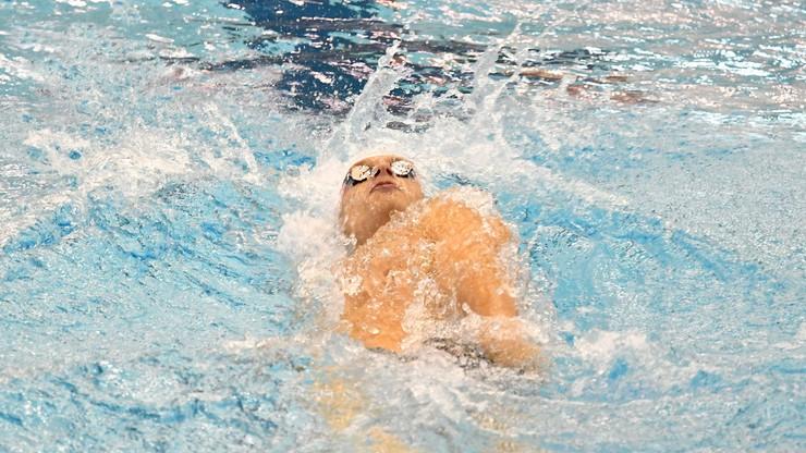 Trzech Polaków wystąpi w nowych międzynarodowych zawodach pływackich