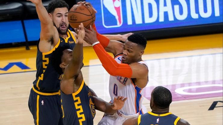 NBA: Wojownicy tracą moc