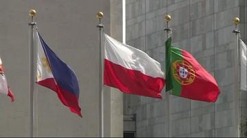 Polska została niestałym członkiem Rady Bezpieczeństwa ONZ