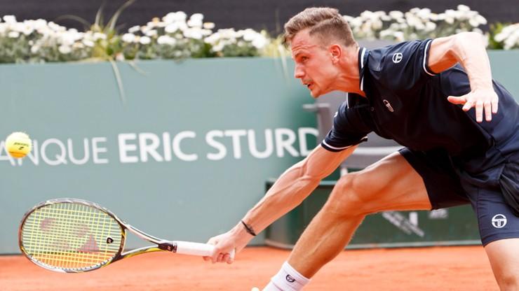 ATP w Genewie: Pierwszy w karierze triumf Fucsovicsa