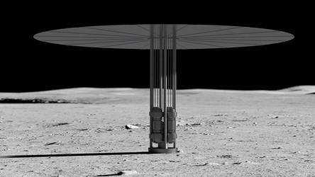 NASA: Mamy już gotowy reaktor jądrowy, który pojawi się na Księżycu