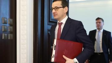 Premier Morawiecki opublikował swoje oświadczenie majątkowe