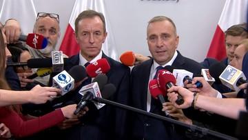 Schetyna do Kaczyńskiego: skończyła się władza totalna