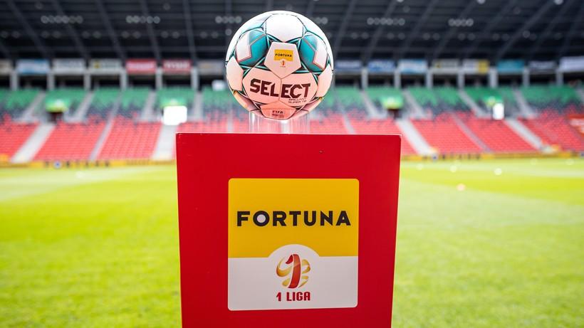 Fortuna 1 Liga: GKS Tychy - ŁKS Łódź. Transmisja TV i stream online