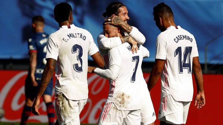 La Liga: Powrót Hazarda i zwycięstwo Realu