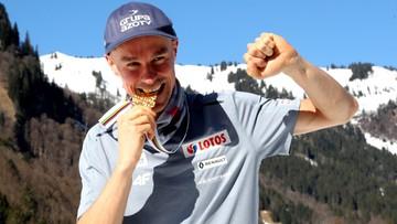MŚ w Oberstdorfie: Piotr Żyła może dołączyć do elitarnego grona