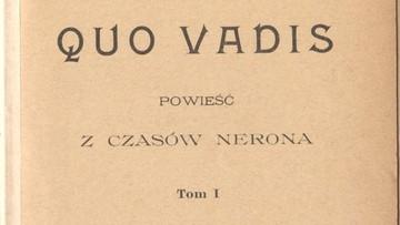 """Narodowe Czytanie """"Quo Vadis"""" - z Bartoszem Kurkiem z Polsat News"""
