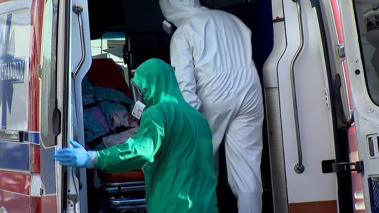 Nowe przypadki koronawirusa w Polsce. Dane ministerstwa, 8 listopada