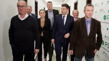 """""""Jesteśmy potencjalnie skłonni pójść razem do wyborów samorządowych"""". Opozycja po spotkaniu"""