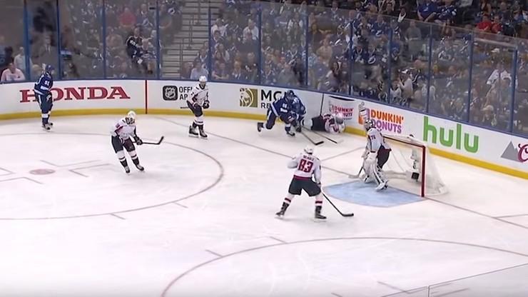 NHL: druga wyjazdowa wygrana Capitals w finale Konferencji Wschodniej