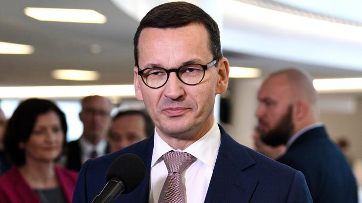 Kreml: wypowiedź premiera Polski na temat Nord Stream 2 jest niefortunna