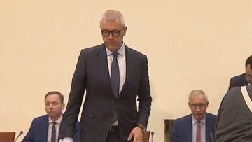 Zażalenia obrońców Romana Giertycha zostały przekazane do sądu
