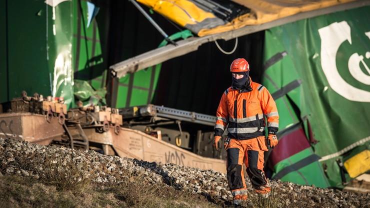 Dania: do ośmiu wzrosła liczba zabitych w katastrofie pociągu