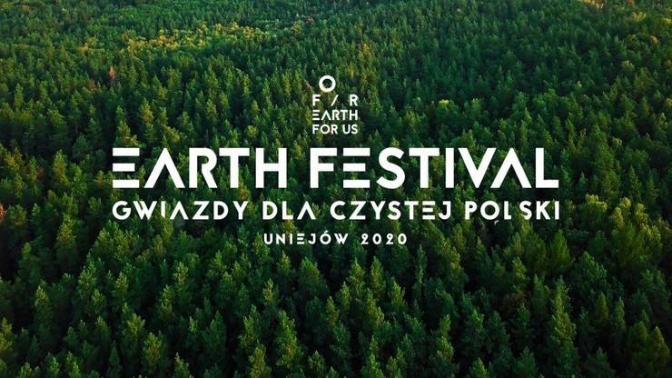 """Koncert """"Earth Festival. Gwiazdy dla Czystej Polski"""" w Telewizji Polsat. Niedziela, godz. 20"""
