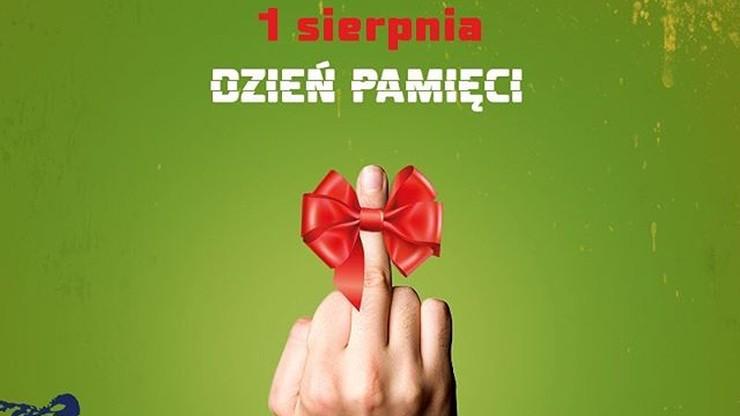 """""""Chrzanić to, co było"""". Mem jednego z napojów w rocznicę powstania warszawskiego. Producent przeprasza"""