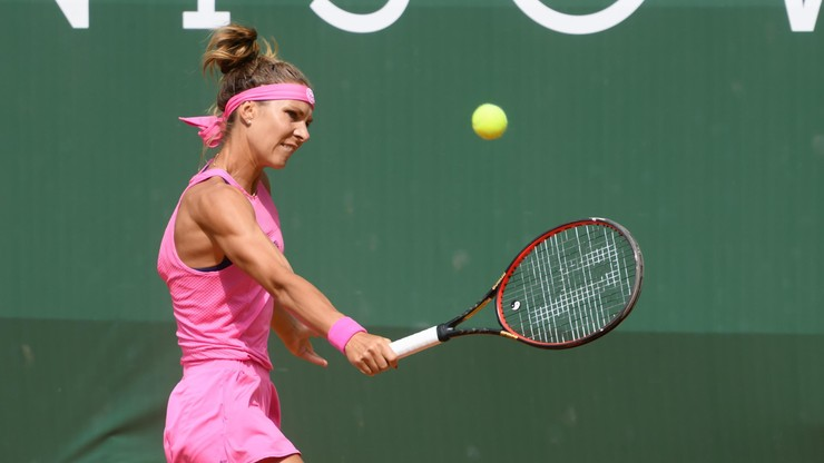 WTA w Charleston: Awans Katarzyny Piter do drugiej rundy debla