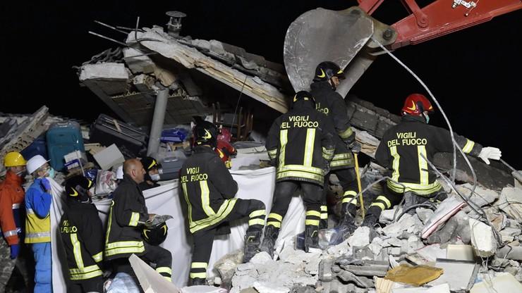 Tragiczny bilans trzęsienia ziemi we Włoszech. 267 zabitych, blisko 400 rannych