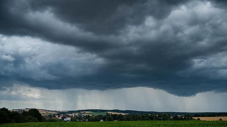 Prognoza pogody, sobota, 5 września. Po południu przejdą gwałtowne burze