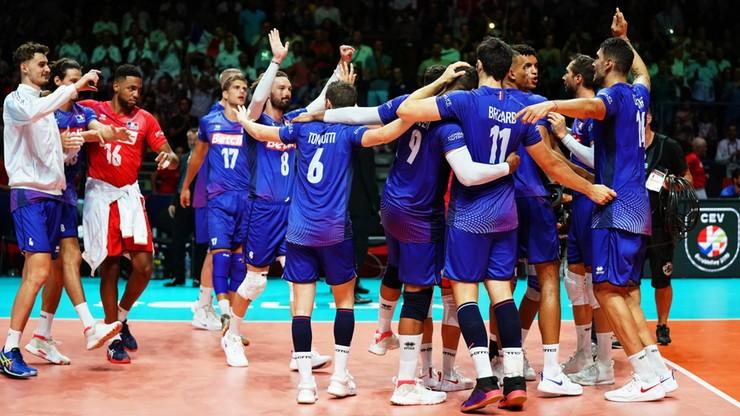 Francja lepsza od Finlandii w 1/8 finału ME siatkarzy