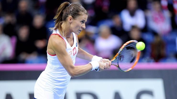 WTA w Cincinnati: Rosolska i Spears odpadły w pierwszej rundzie
