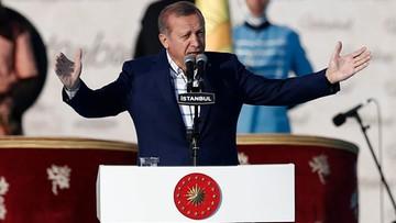 Erdogan ostrzegł Merkel przed uznaniem masakry Ormian za ludobójstwo