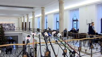 Stali korespondenci i strefy. Sejm trudniej dostępny dla dziennikarzy