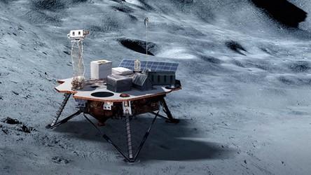 NASA pierwszy raz wyśle misje na niewidoczną z Ziemi stronę Księżyca