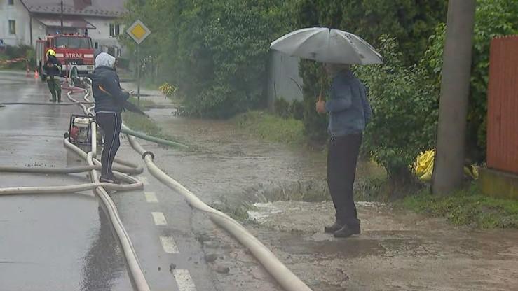 IMGW: stan alarmowy przekroczony na 29 stacjach w dorzeczu Wisły i dwóch w dorzeczu Odry