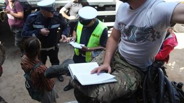 Policja weszła do obozu aktywistów w Puszczy Białowieskiej. Szukała narkotyków