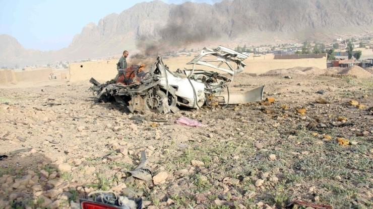"""36 bojowników IS zginęło w Afganistanie. Zabiła ich """"Matka wszystkich bomb"""""""
