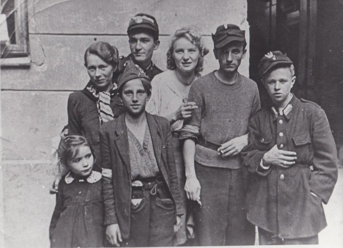 Zgrupowanie żołnierzy CHROBRY II, kwatera przy ul. Wielkiej