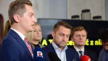 Kaleta: gdy Trzaskowski był ministrem wydano decyzje ws. kolejnych reprywatyzacji