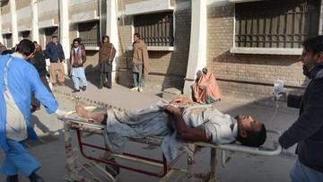 Pakistan: 14 zabitych w ataku przed ośrodkiem szczepień na polio