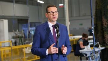 Premier: prawdopodobnie różnimy się z Niemcami w kwestii Nord Stream II