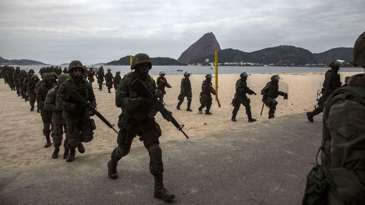 Planowano zamach podczas igrzysk w Rio. Aresztowano 10 osób
