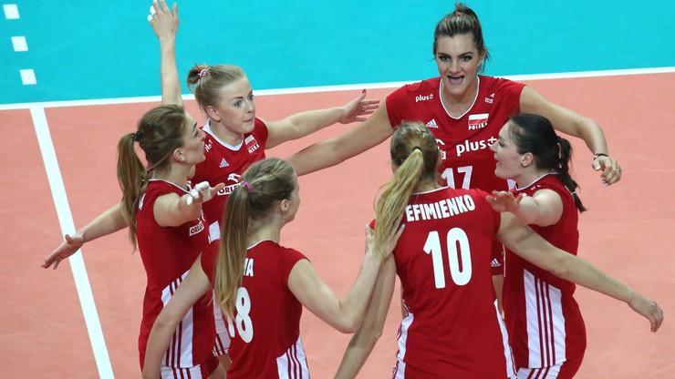 Liga Narodów: Chiny - Polska. Transmisja w Polsacie Sport