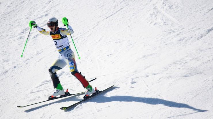 Alpejskie MŚ: Sebastian Foss-Solevaag zwycięzcą slalomu