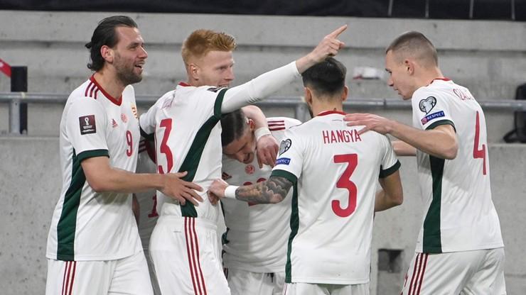 El. MŚ 2022: Węgry pokonały San Marino