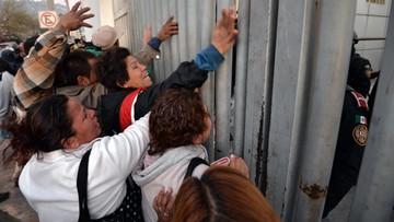 Pożar i zamieszki w meksykańskim więzieniu. Nie żyje 52 osadzonych
