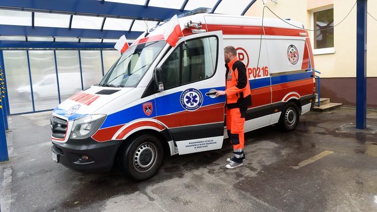 Ministerstwo Zdrowia: realizujemy 800 zł podwyżki dla ratowników