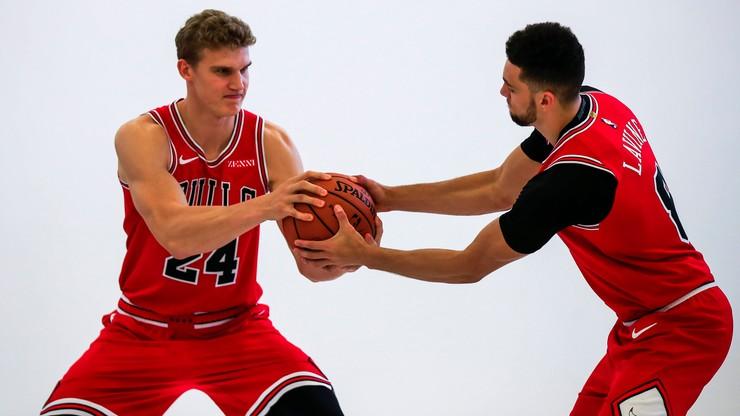 Być jak Jordan. Nowe stroje koszykarzy Bulls nawiązujące do przeszłości
