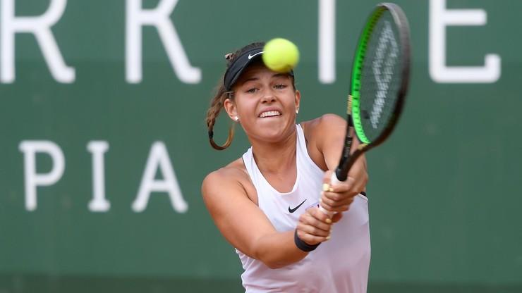 ITF w Tbilisi: Trzeci w sezonie dublet Weroniki Falkowskiej