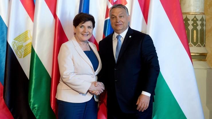 Szef węgierskiego MSZ: Węgry są solidarne z Polską