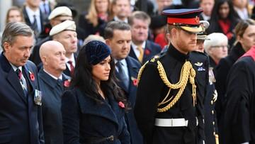 Meghan i Harry odchodzą z brytyjskiego dworu. Królowa zaskoczona