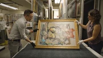USA: Obraz wart 150 mln dolarów odnalazł się po 31 latach